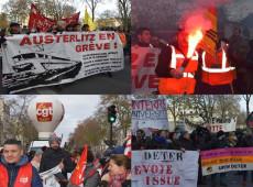 Gobierno Macron: ¿Qué hay tras la contrarreforma de las pensiones en Francia?