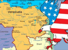 El neoimperialismo de EEUU en el gobierno de Donald Trump y las guerras en 3D en Venezuela