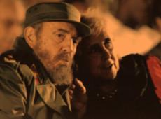 Fidel Castro Ruz, iluminaciones en una noche de febrero de 2006