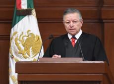 México: Estamos limpiando la casa, asegura el presidente de la Suprema Corte de Justicia
