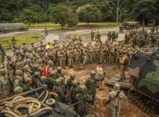 La ex Escuela de las Américas de Estados Unidos ha entrenado a 4211 militares de Bolivia