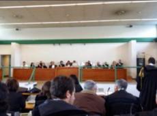 Martin Almada participó en el juizo  por las víctímas de la Operación Cóndor en Roma