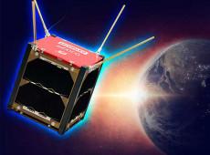 Primer satélite puesto en órbita en 23 años: México finalmente lanza Aztech Sat-1