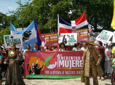 La lucha contra los feminicidios, una tarea pendiente en Republica Dominicana