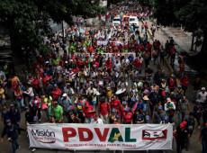 Guaidó no consigue renovar la protesta y Nicolás Maduro exhibe músculo en las calles
