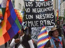 """Intentos de legitimar el golpe: """"No hay vuelta atrás en Bolivia"""", admite ex embajadora"""